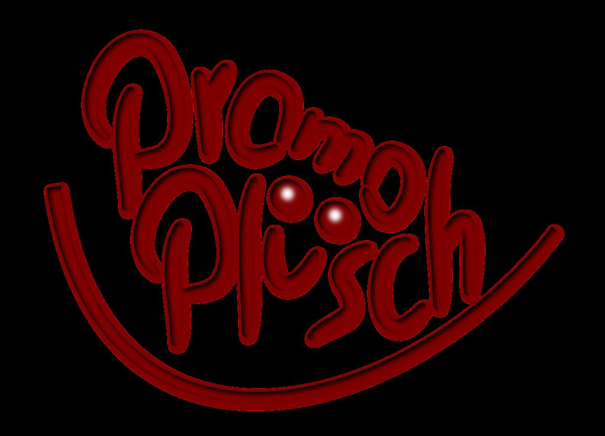 Logo Promo Plüsch